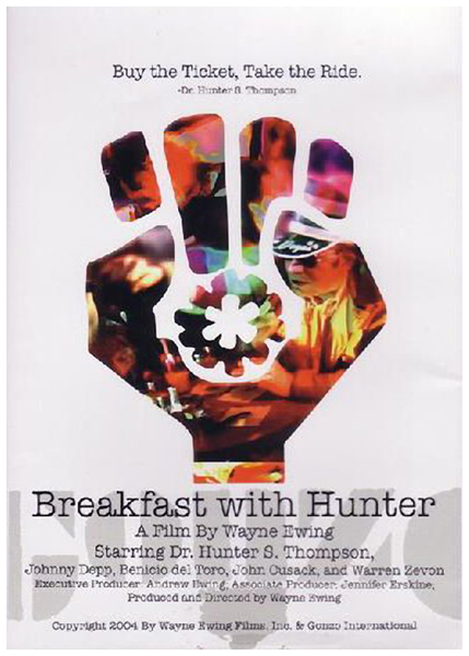 Breakfast with Hunter