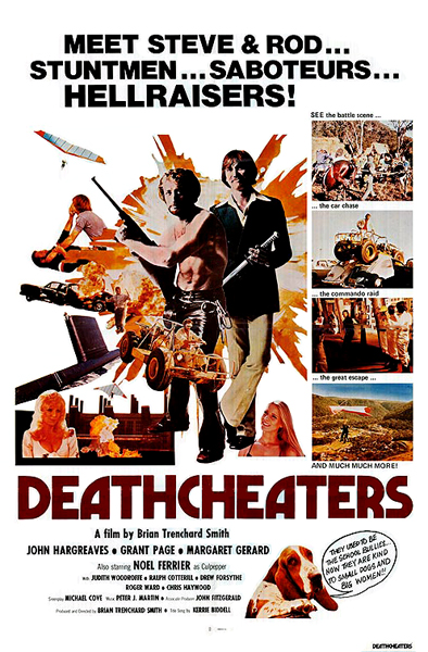 Death Cheaters
