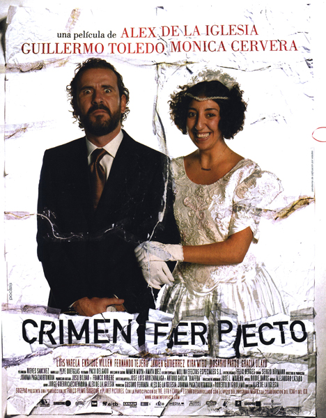El Crimen Perfecto (The Perfect Crime)