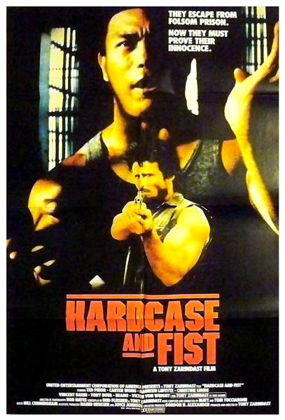 Hardcase and Fist