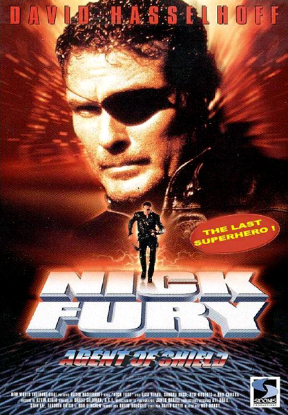 Nick Fury: Agent of Shield