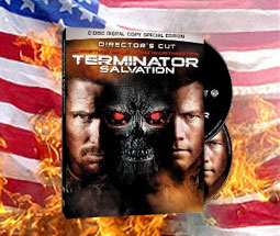 Terminator Salvation Target Exclusive
