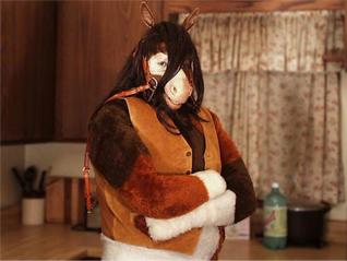 horse-costume