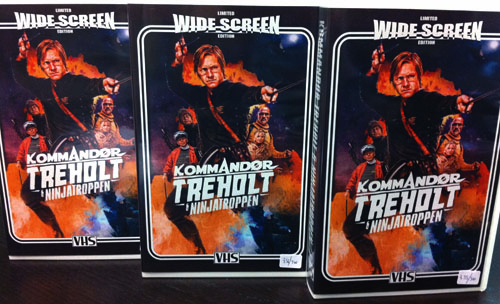 also available on VHS!