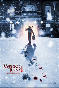 I like this poster 'cause it kinda reminds me of THE POLAR EXPRESS.