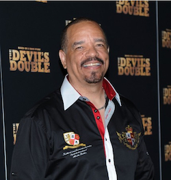 I guess Ice-T saw The Devil's Double too.