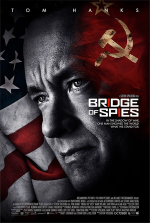 Bridge of Spies? Is that the one where he's on the submarine?
