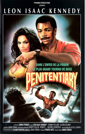 Apparently this is the French VHS cover. They must have a different cut because the American one does NOT have Carl Weathers and Vanity as their characters from ACTION JACKSON.
