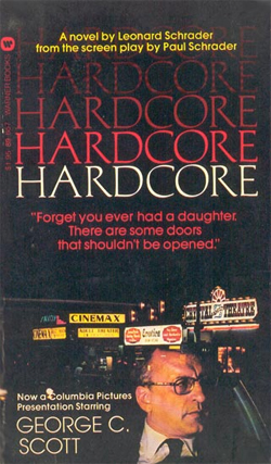 Paul Schrader's brother and sometimes co-writer Leonard wrote a novelization.