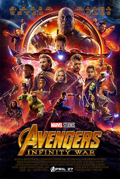 Avengers: Infinity War - Vern's Reviews on the Films of