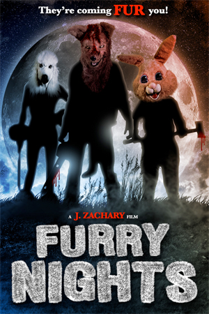 Furry Nights - Vern's Reviews on the Films of Cinema Vern's