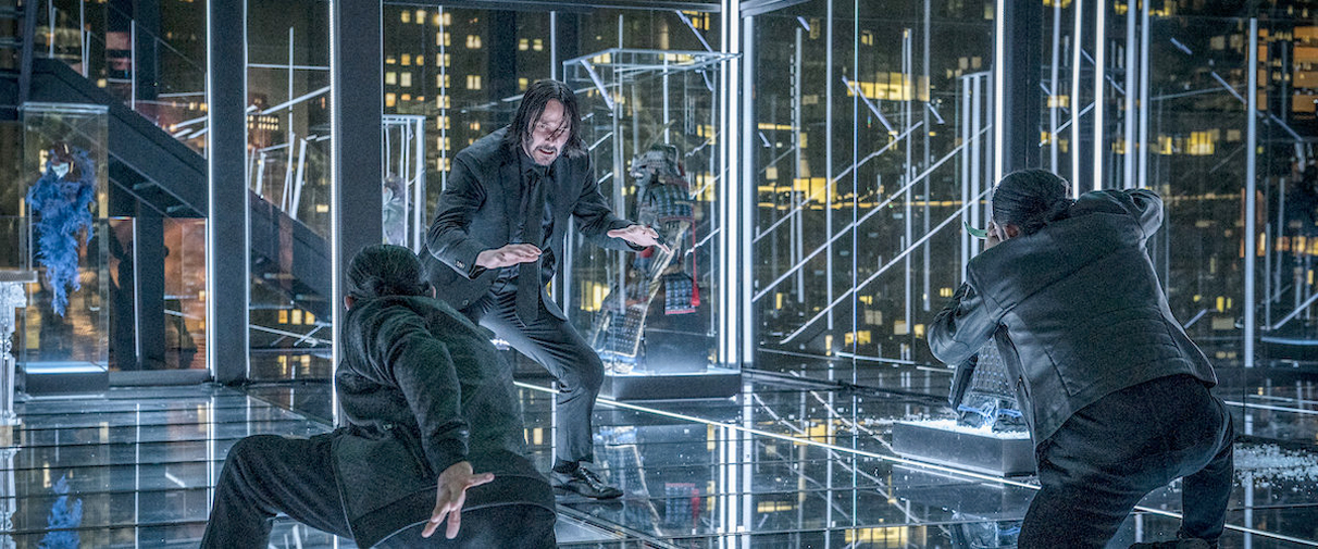 John Wick Chapter 3: Parabellum - Vern's Reviews on the Films of